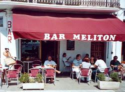 Vue du Bar Meliton