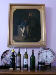 S'Alqueria - Coma Bruna - Zambujeiro - Fonseca Bottled 1968.