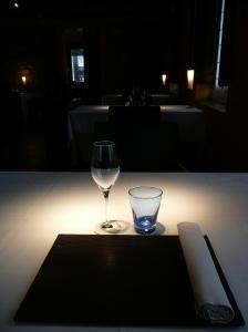 A table....
