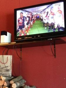Terra Remota: Finale Rugby !