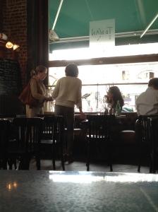 Brasserie le Toucan Bruxelles.
