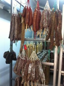 Catalogne Charcuterie artisanale