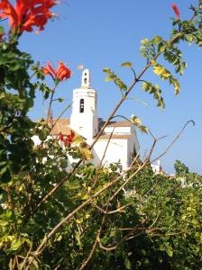 Cadaqués Iglesia Santa Maria