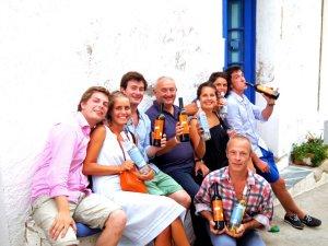 Cadaqués Ete 2012 - Lulu & amis