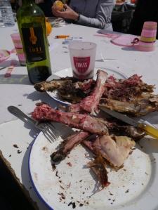 Vaca de l' Albera: FIN !