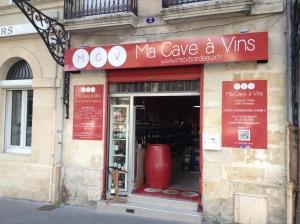 Ma Cave a Vins … Bordeaux.