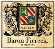 """Baron FIERECK """"El Medoqui""""."""